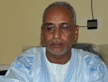 د.محمد الأمين ولد شامخ أستاذ جامعي