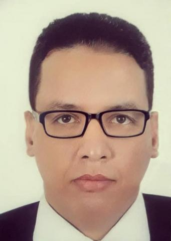 عالي محمد ولد أبنو ـ الناطق باسم لجنة صندوق دعم الصحافة المستقلة