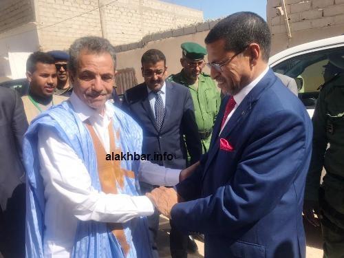 المحطة الأخيرة في زيارة الوزير كانت مركز بغداد البلدي / الأخبار