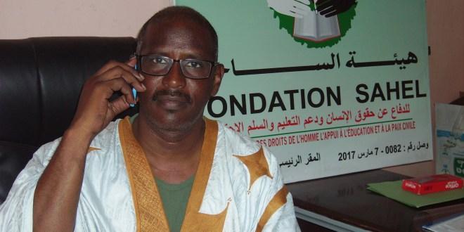 رئيس الهيئة الأستاذ إبراهيم بلال رمضان