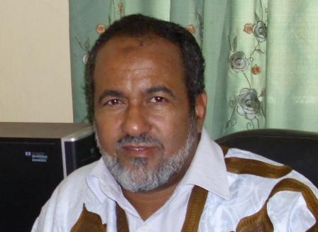 أحمد فال بن الشيباني