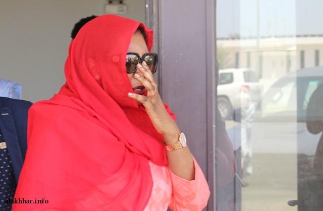 وزيرة الشباب والرياضة تترأس اللجنة الإعلامية لحملة المترشح ولد الغزواني
