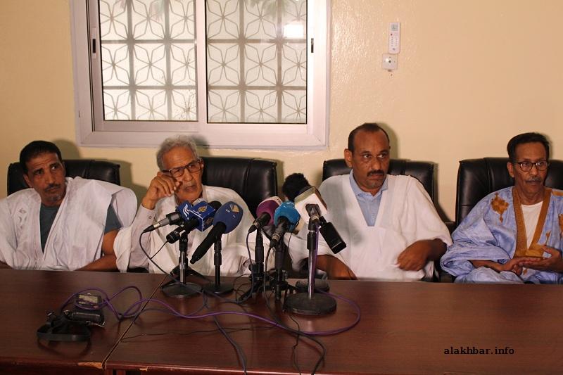 موريتانيا: قادة المعارضة يصفون لجنة الانتخابات بعديمة الكفاءة
