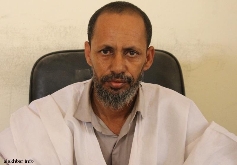 عمدة بلدية جكني بولاية الحوض الشرقيامهادي ولد شيخنا (الأخبار - أرشيف)
