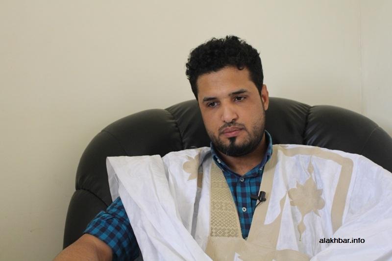 نقيب أطباء الأسنان الموريتانيين الدكتور عبدي ولد الإمام