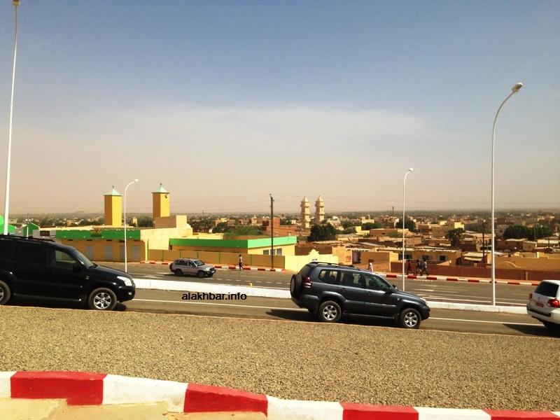مدينة كيهيدي عاصمة ولاية كوركل جنوب موريتانيا (الأخبار - أرشيف)