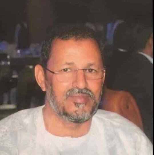 المرحوم محمد ولد أهل الداه