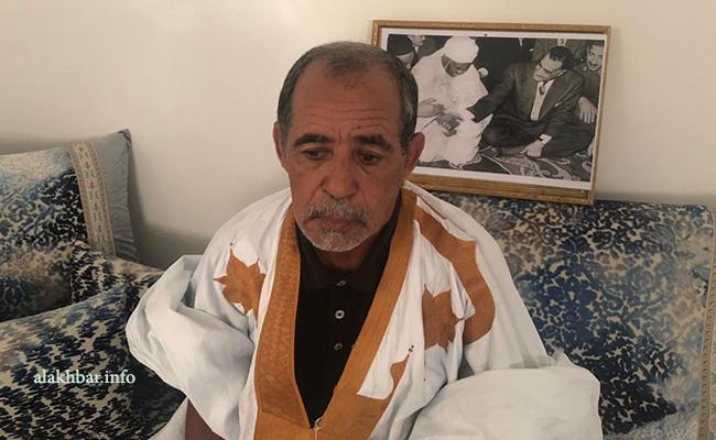 الخليل ولد الطيب - نائب برلماني سابق