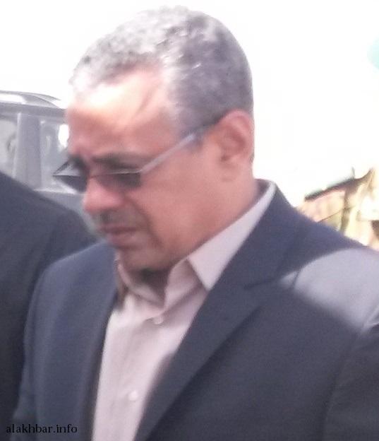 مولاي إبراهيم ولد مولاي إبراهيم ـ والي الترارزة