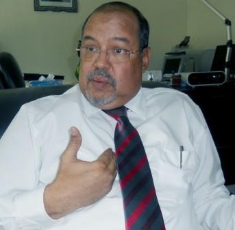 المدير المقال لوكالة سجل السكان والوثائق المؤمنة امربيه ولد الحضرمي