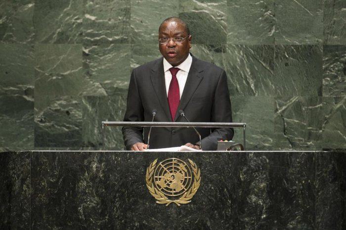 مانكير نداي: المبعوث الأممي إلى وسط إفريقيا