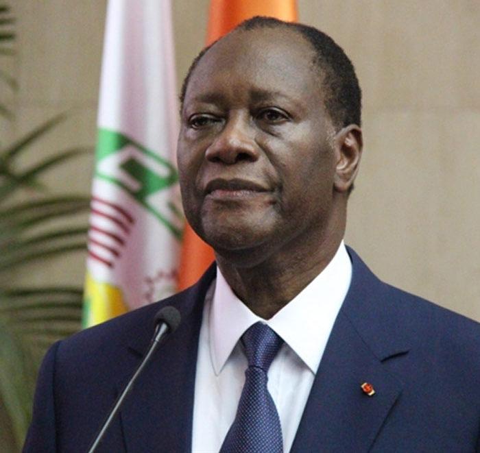 الحسن واتارا: رئيس ساحل العاج.