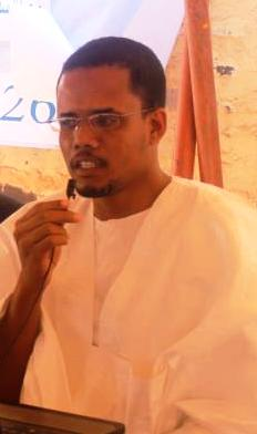 الدكتور الشيخ أحمد ولد البان - كاتب وشاعر