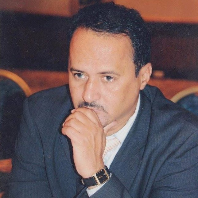 محمد سالم ولد الداه – نقيب الصحفيين الموريتانيين