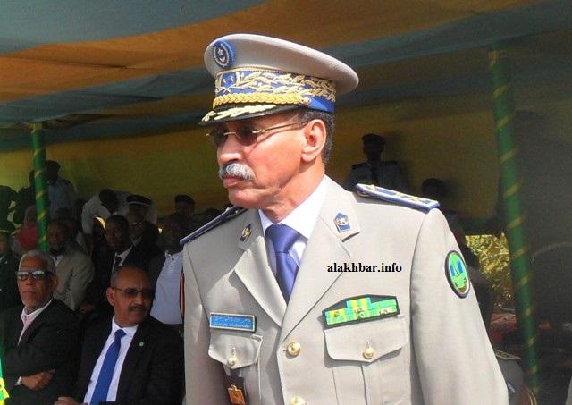 قائد أركان الحرس اللواء مسغارو اغويزي (الأخبار - أرشيف)