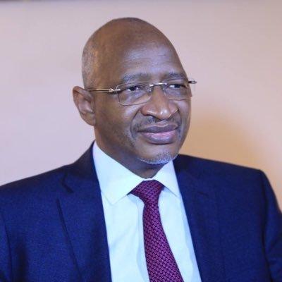سومايلو بوباي مايغا: الوزير الأول المالي