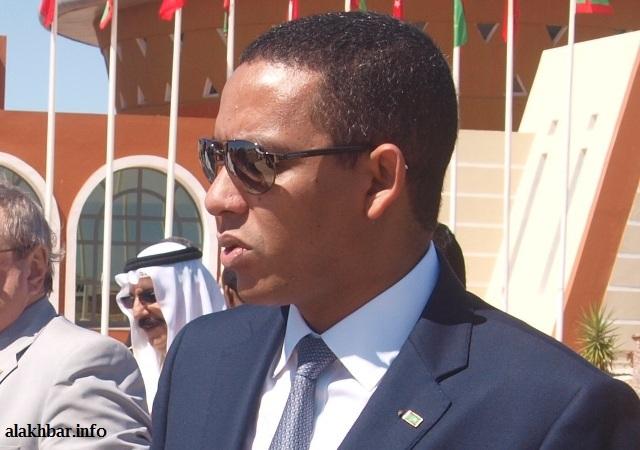 وزير النفط والطاقة والمعادن محمد ولد عبد الفتاح (الأخبار - أرشيف)