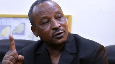 ماساوودو هاسومي: وزير المالية المقال في النيجر.