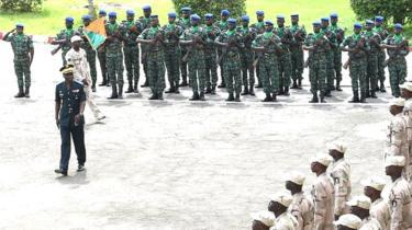 ساحل العاج تستعد لنشر قوات بشمال مالي.