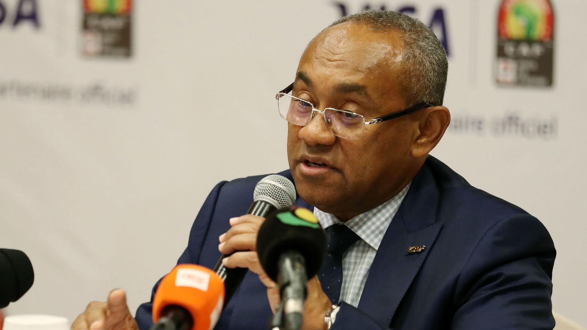 أحمد أحمد: رئيس الاتحاد الإفريقي لكرة القدم
