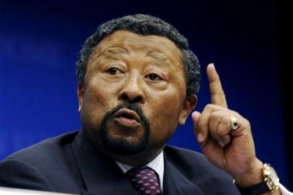 المعارض الغابوني جان بينغ.