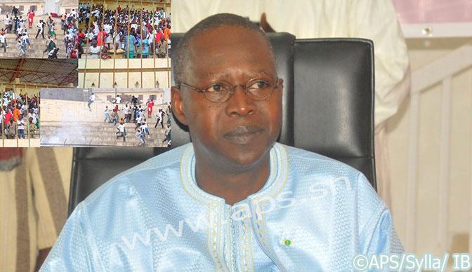 محمد بون عبد الله ديون: الوزير الأول السنغالي ورئيس لائحة نسيقية النظام المشاركة في الانتخابات التشريعية.