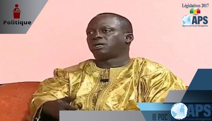 مامادو مصطفى غي عمدة بلدية سوكون.