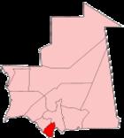 ولاية كيدماغا جنوبي موريتانيا