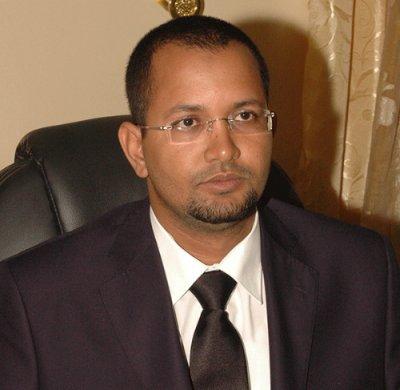 أحمد ولد أهل داوود ـ وزير الشؤون الإسلامية والتعليم الأصلي
