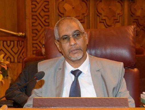 الأمين العام لوزارة العدل محمد الأمين ولد سيدي باب