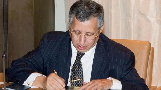 رجل الأعمال الموريتاني محمد ولد بوعماتو.