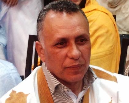 رئيس فريق الدفاع عن ولد غده ورفاقه ونقيب المحامين السابق أحمد سالم ولد بوحبيني