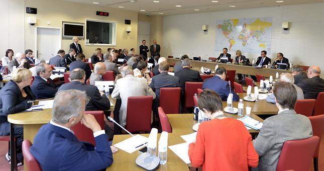 لجنة الشؤون الخارجية في البرلمان الفرنسي.
