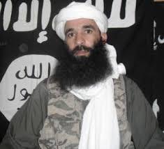 """يحيى أبو الهمام زعيم """"إمارة الصحراء"""" وقيادي بجماعة """"نصرة الإسلام والمسلمين."""
