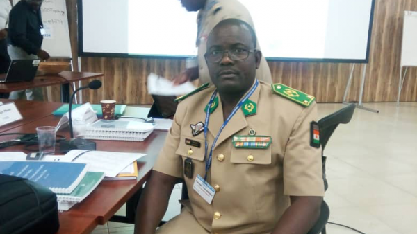 الجنرال النيجري عمارو ناماتا غازاما: القائد الجديد للقوة المشتركة لدول الساحل الخمس
