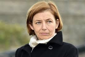 فلورنس بارلي: وزيرة الجيوش الفرنسية.