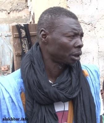 المولود ولد مسعود، خال الضحية الذي كان يؤويه في منزله ـ الأخبار