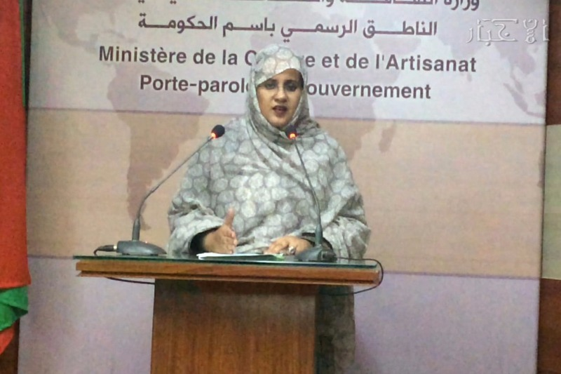 وزيرة البيطرة فاطم فال بنت اصوينع: البرنامج الاستعجالي لن يبدأ تنفيذه قبل نهاية يناير أو بداية فبراير