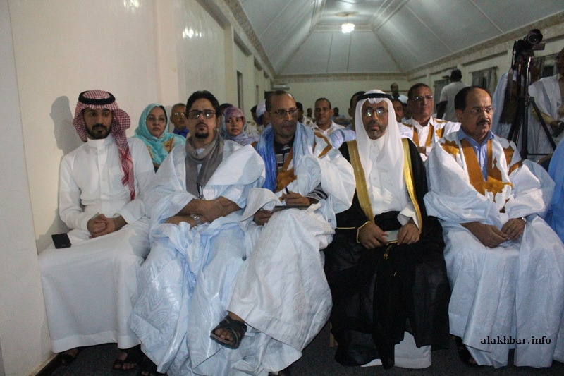 السفير السعودي بنواكشوط بين حضور الندوة مساء اليوم (الأخبار)