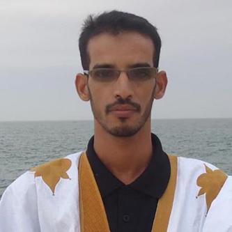 """المدير الناشر لموقع """"مراسلون"""" سيدي محمد ولد بلعمش"""