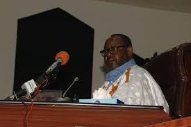 رئيس الجمعية الوطنية محمد ولد ابيليل