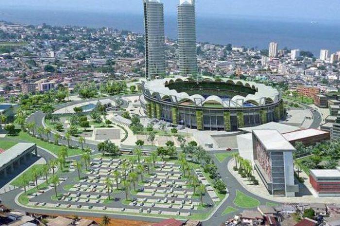 العاصمة الغابونية ليبرفيل