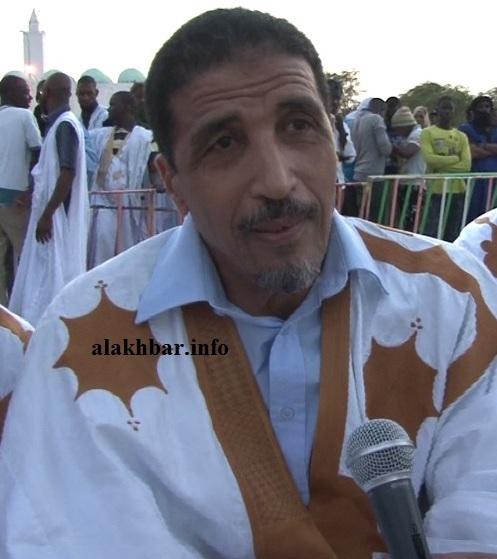 رئيس حزب اتحاد قوى التقدم محمد ولد مولود (الأخبار - أرشيف)