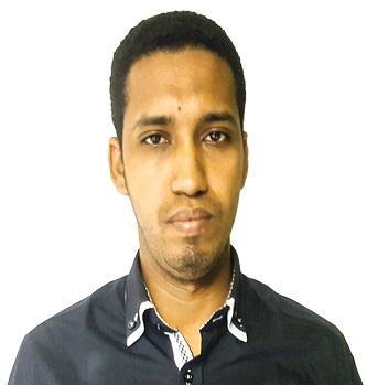 محفوظ ولد السالك / صحفي مهتم بالشأن الإفريقي