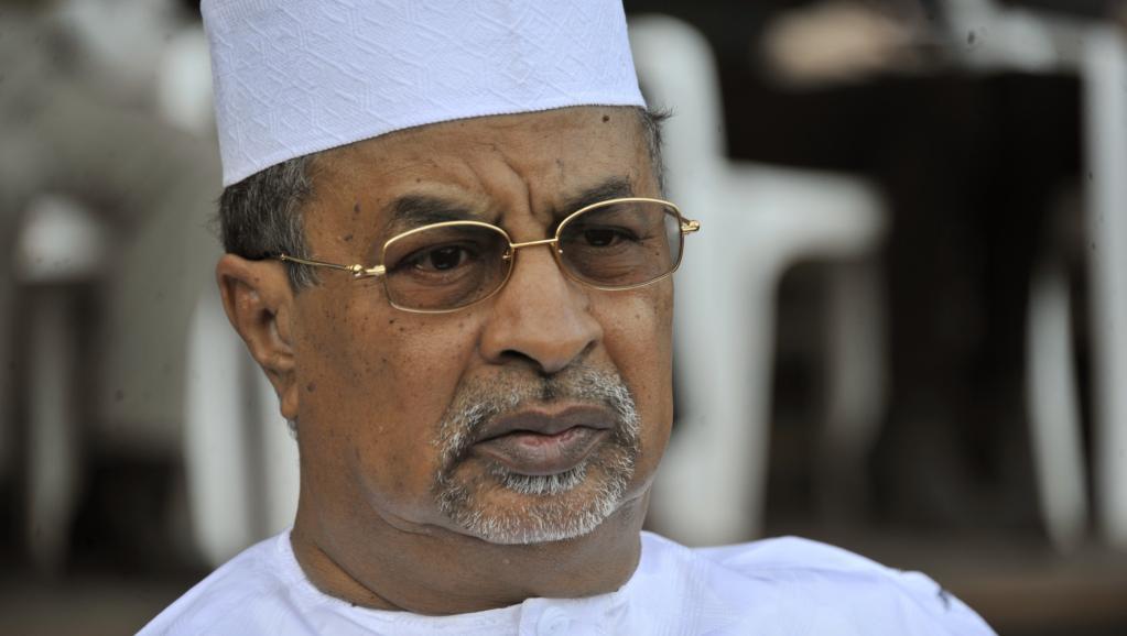 محمد صالح النظيف الممثل الخاص للأمين العام للأمم المتحدة في مالي.