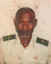 الرائد السابق بالجيش الموريتاني سيدي ولد سيد أحمد ـ (الأخبار)