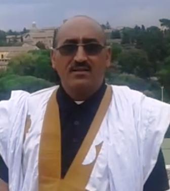 سيد محمد ولد محمد الشيخ - خبير في الشؤون البحرية