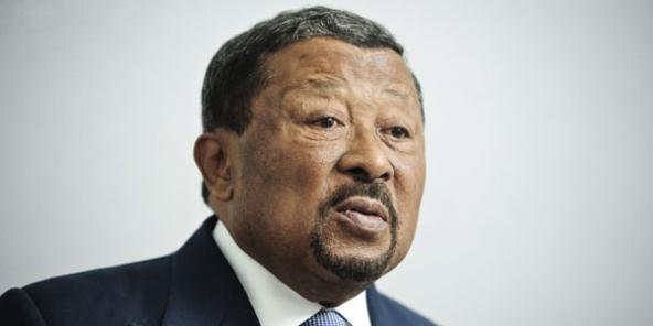جان بينغ مرشح المعارضة الغابونية الخاسر في الانتخابات الرئاسية الأخيرة.