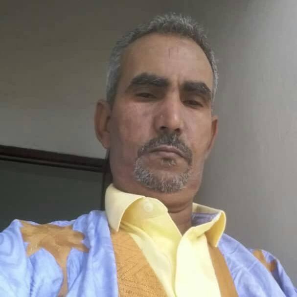 أحمد ولد خليفة ـ متحدث باسم التجمع