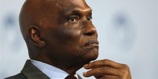عبد الله واد الرئيس السنغالي السابق.